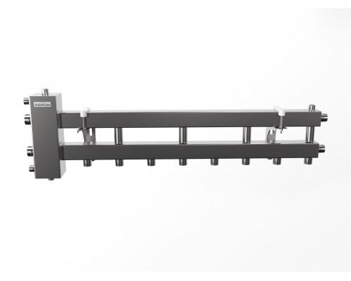 BMSS-100-5D (до 100 кВт, подкл. котла G 1??, 4+1 контура G 1?