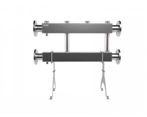 Модульный коллектор MKSS-600-2x50 (фланцевый)