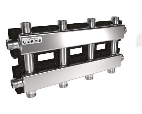 MKSS-60-5DU.EPP (до 60 кВт, магистраль G 1?, 2+2+1 контура G 1?, EPP-термоизоляция))